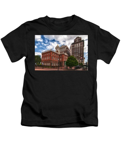 Old State House Kids T-Shirt