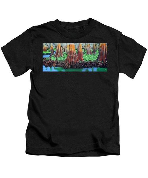Old Swampy Kids T-Shirt