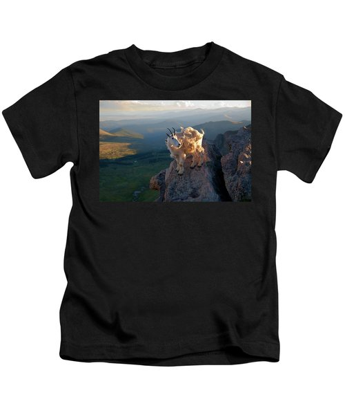 On A Clear Day Kids T-Shirt