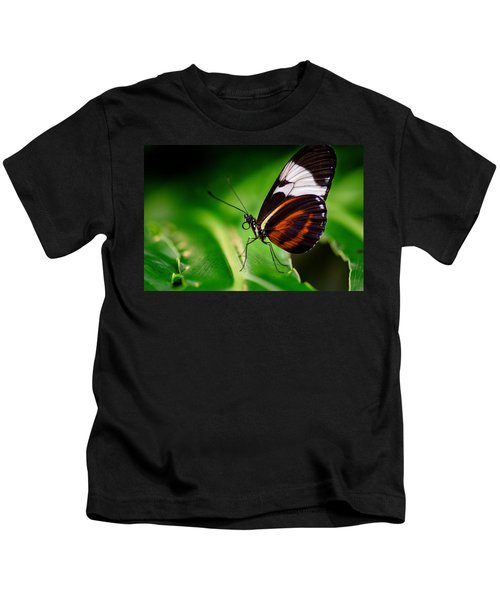 On The Wings Of Beauty Kids T-Shirt