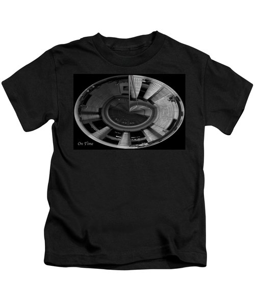On Time Kids T-Shirt