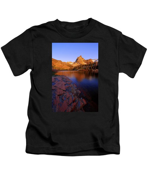 Once Upon A Rock Kids T-Shirt