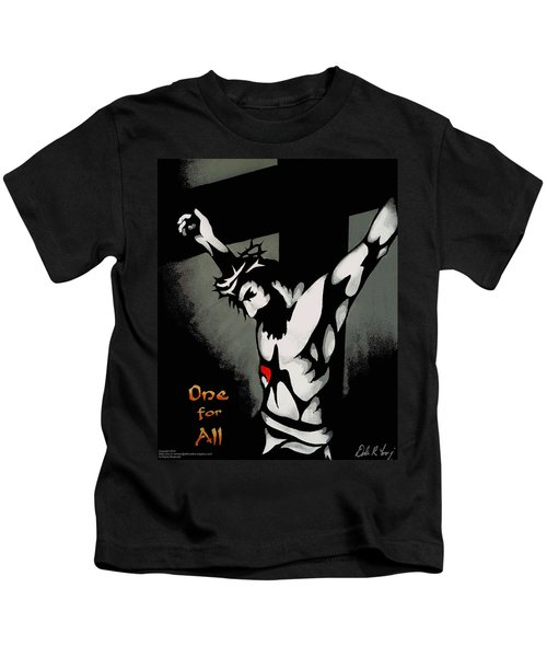 One For All Kids T-Shirt