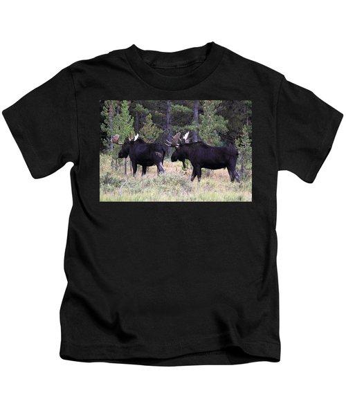 Only A Step Behind Kids T-Shirt