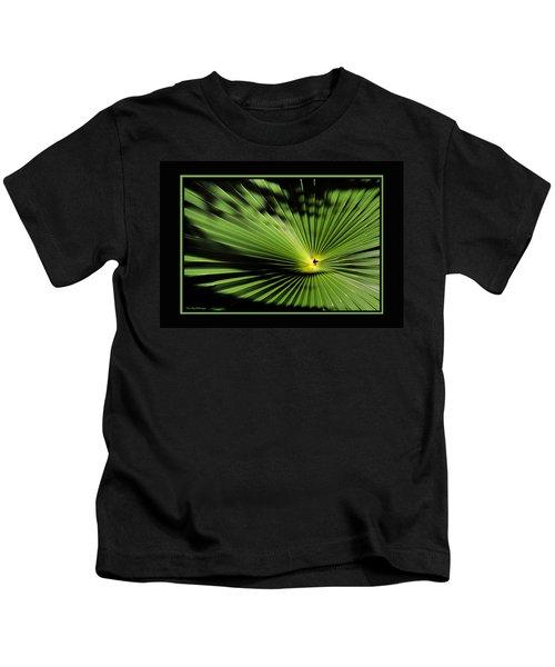Optical Illusion Kids T-Shirt