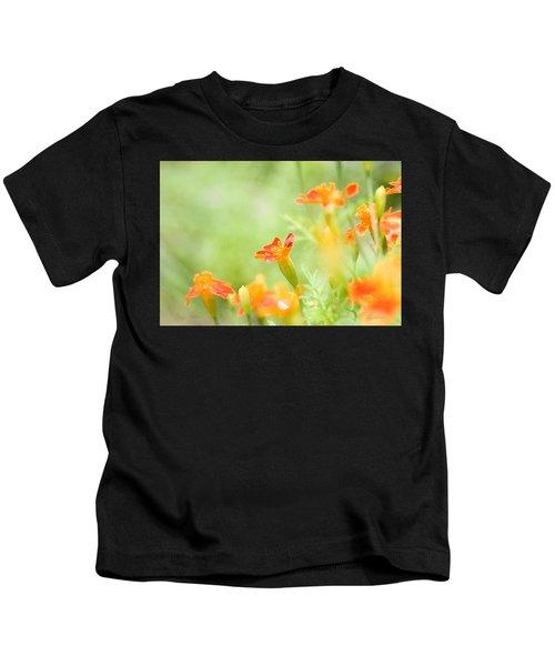 Orange Meadow Kids T-Shirt