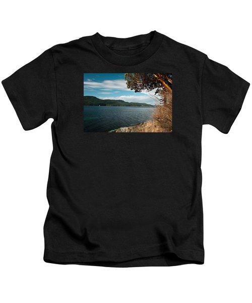 Orcas Dreams Kids T-Shirt