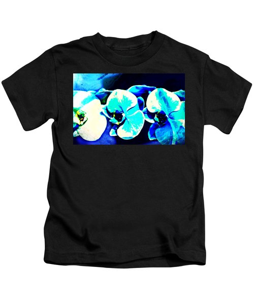Orchids Of Ranetta Kids T-Shirt