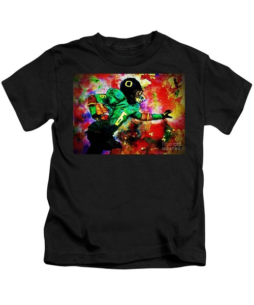 Oregon Football 3 Kids T-Shirt