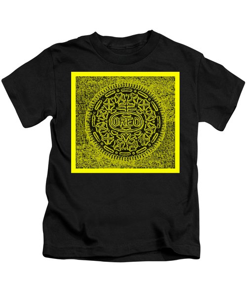 Oreo Hope Yellow Kids T-Shirt
