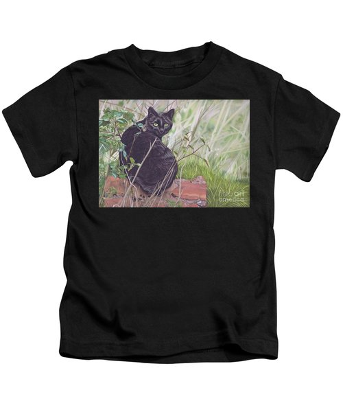 Out Hunting Kids T-Shirt