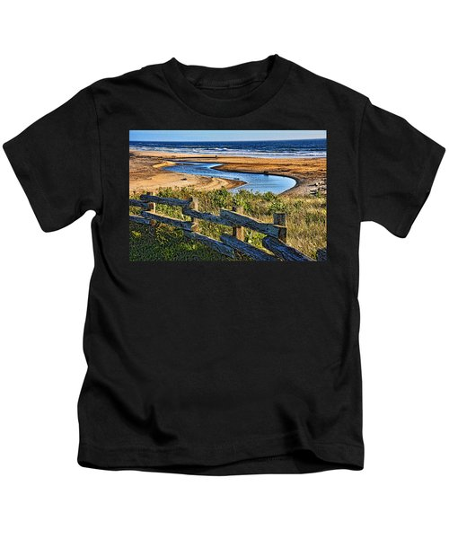 Pacific Coast - 4 Kids T-Shirt