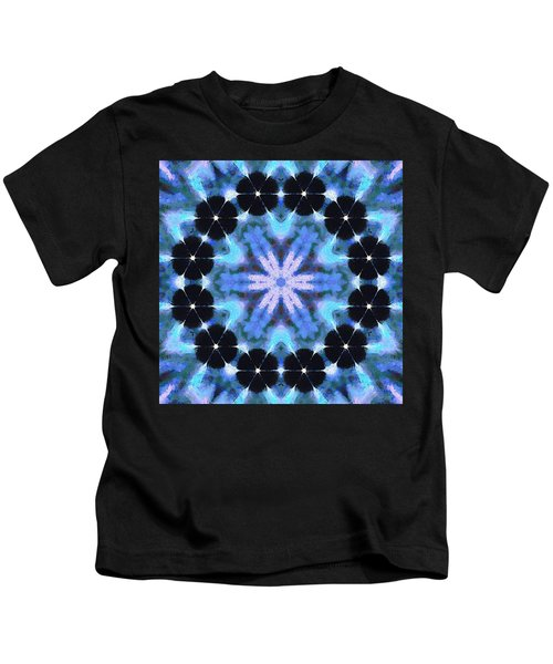 Painted Cymatics 108.00hz Kids T-Shirt