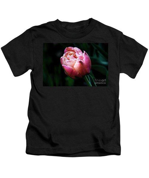Painted Tulip Kids T-Shirt