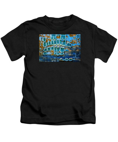 Painted Windows Number 1 Kids T-Shirt