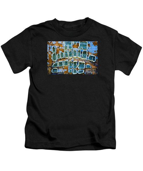Painted Windows Number 2 Kids T-Shirt