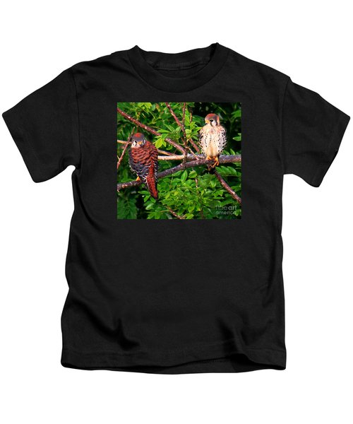 Caribbean Falcons Kids T-Shirt