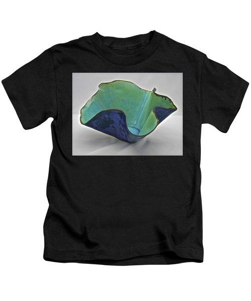Paper-thin Bowl  09-006 Kids T-Shirt