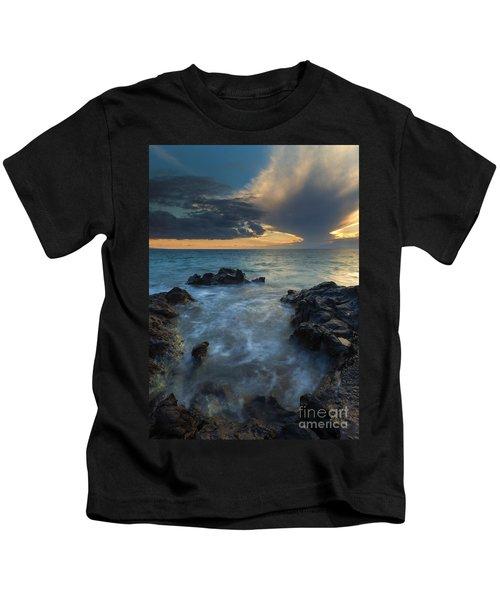 Paradise Cloud Explosion Kids T-Shirt