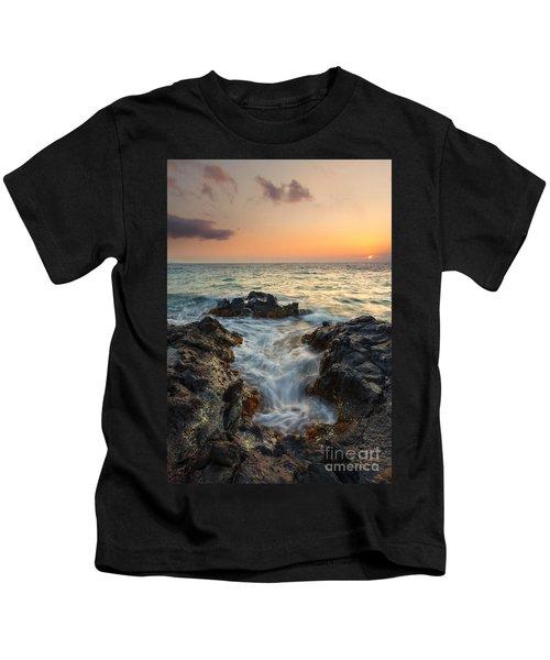 Paradise Split Kids T-Shirt