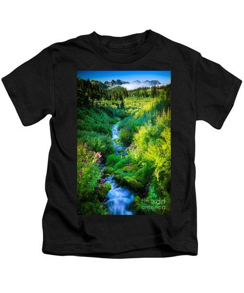 Paradise Stream Kids T-Shirt