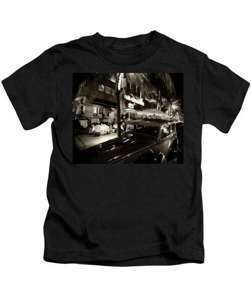 Park Central Hotel Kids T-Shirt
