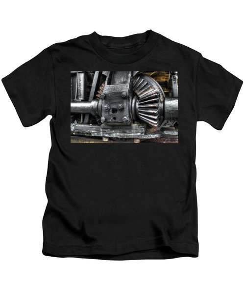 Parts From The Past 3 Kids T-Shirt