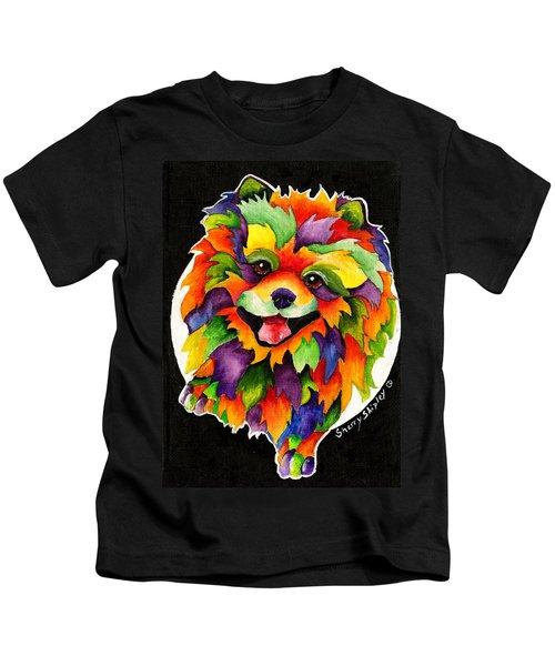 Party Pom Kids T-Shirt