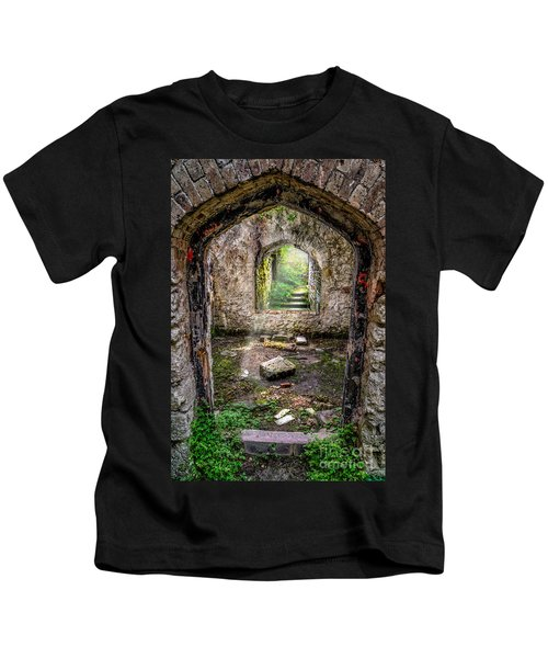 Path Less Travelled Kids T-Shirt