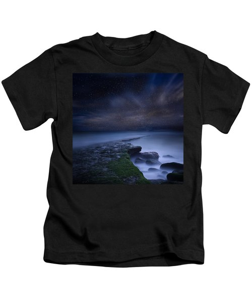 Path To Infinity Kids T-Shirt