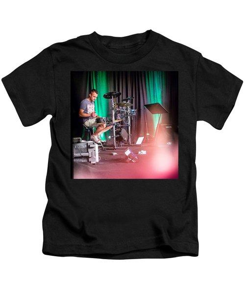 Paul Harvey, Drummer At Grace Kids T-Shirt
