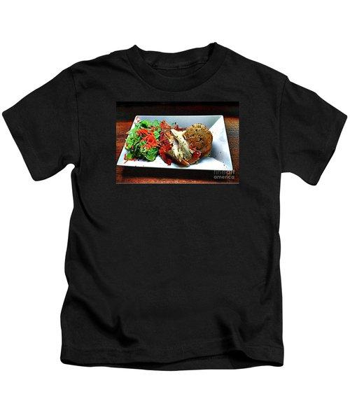 Pavochon Y Mofongo Kids T-Shirt