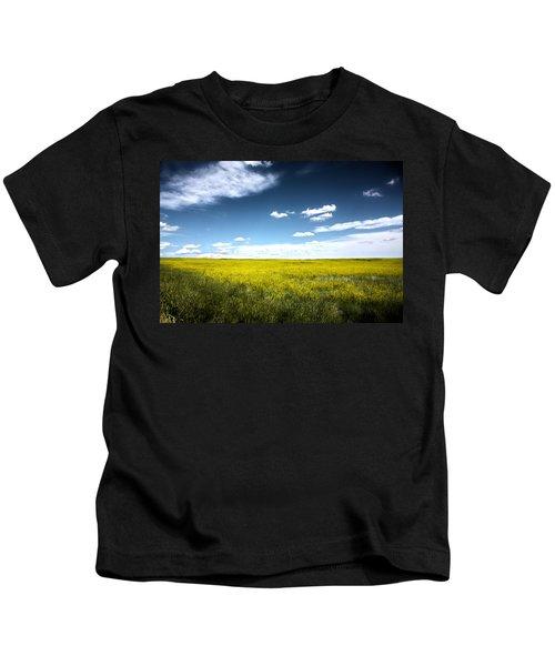 Pawnee Grasslands Kids T-Shirt