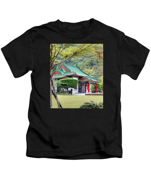 Peaceful Easy Taiwan Kids T-Shirt