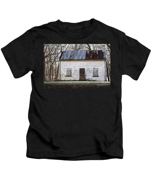 Pennyfield Lockhouse On The C And O Canal In Potomac Maryland Kids T-Shirt