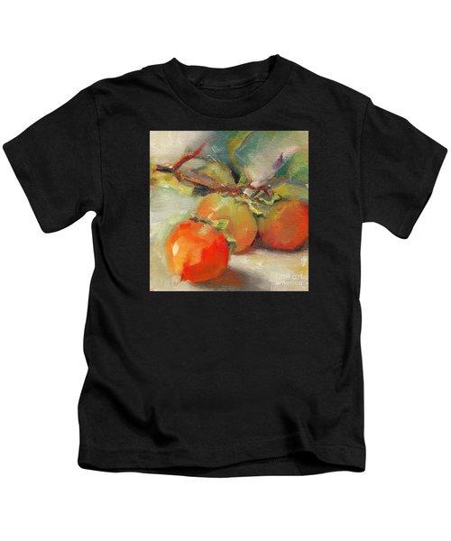 Persimmons Kids T-Shirt