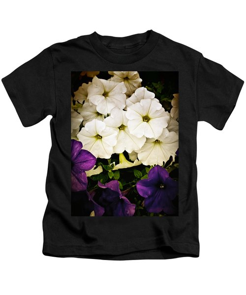 Petunias Kids T-Shirt