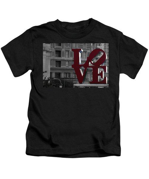 Philadelphia Love Kids T-Shirt