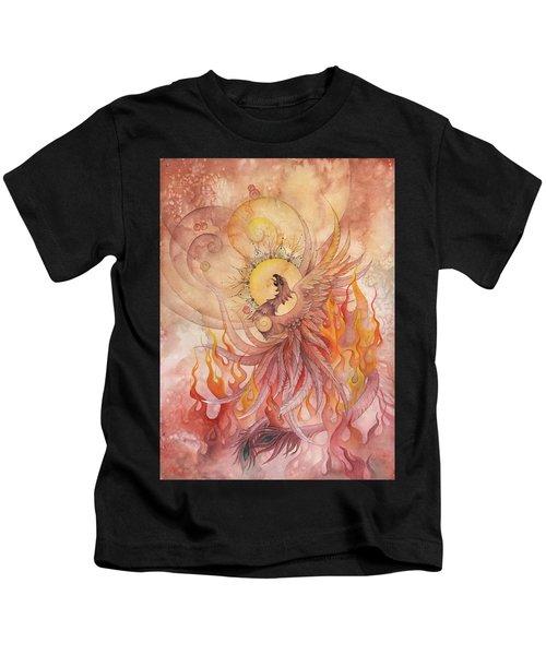 Phoenix Rising Kids T-Shirt