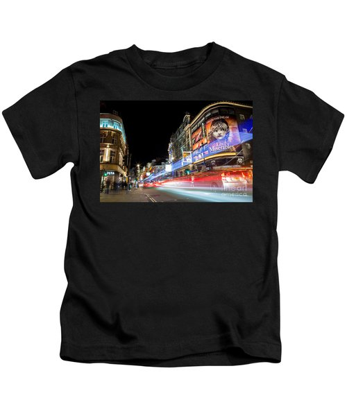 A Night In The West End Kids T-Shirt