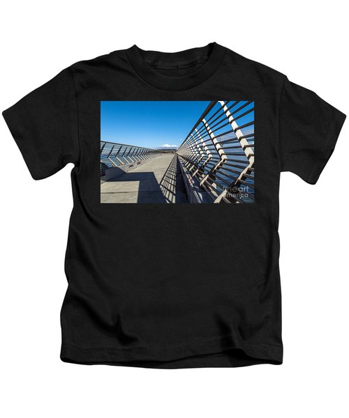 Pier Perspective Kids T-Shirt