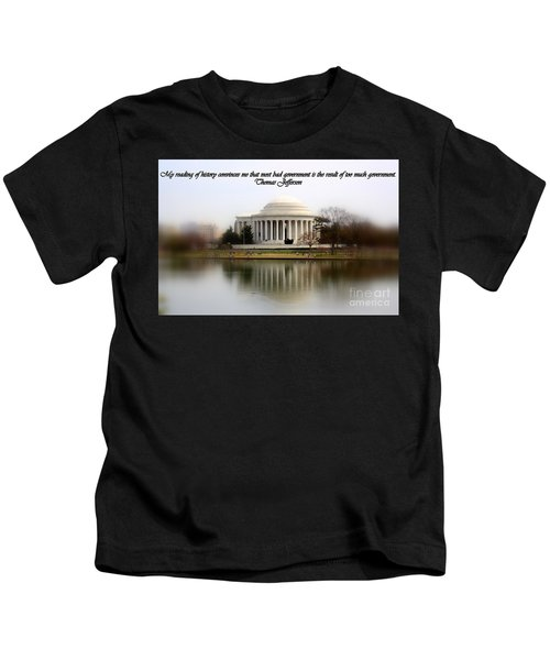 Pillars Of Strength Kids T-Shirt