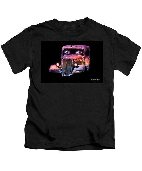 Pin Up Cars - #3 Kids T-Shirt