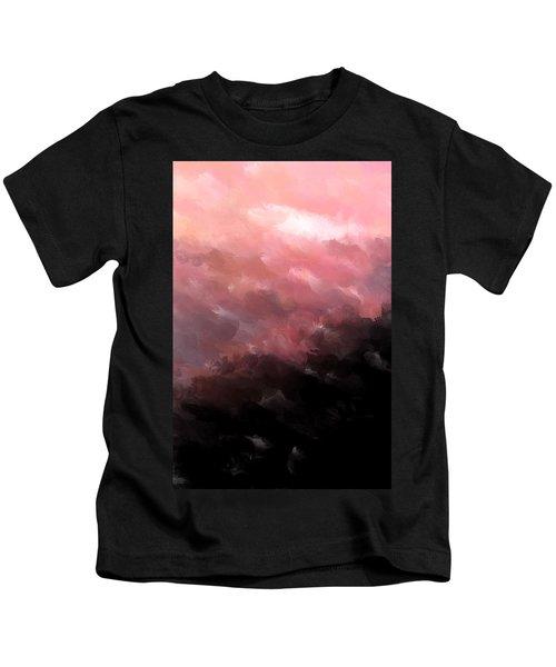 Pink Clouds Kids T-Shirt