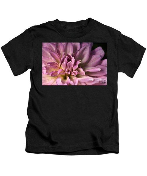 Pink Dahlia's Dream Kids T-Shirt