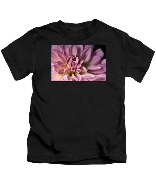 Pink Dahlia's Dream Kids T-Shirt