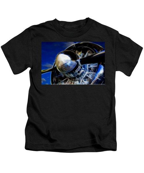 Pistons Firing Kids T-Shirt