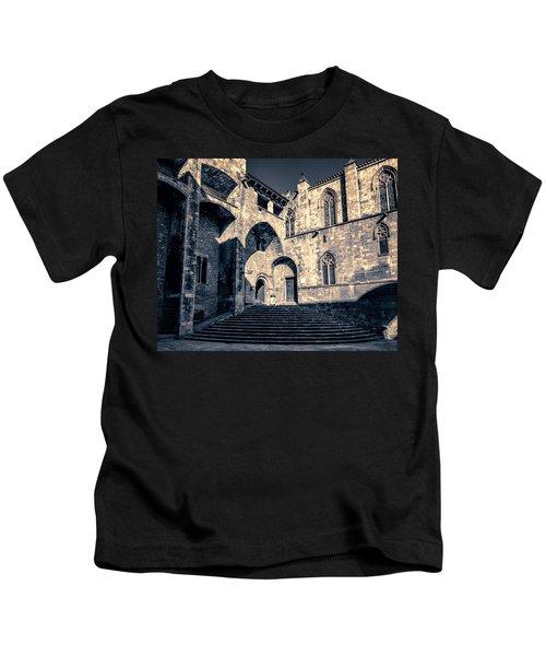 Placa Del Rei Kids T-Shirt