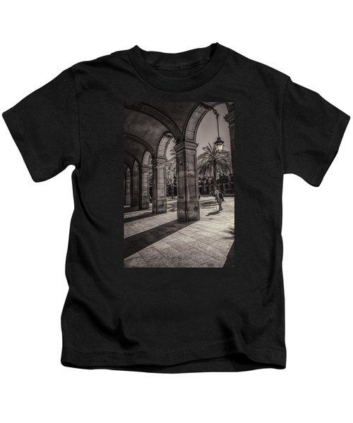 Placa Reial Shadows Kids T-Shirt
