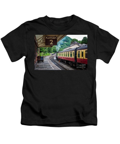 Platform 2 Kids T-Shirt